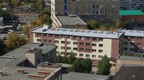 Гидроизоляция общежития
