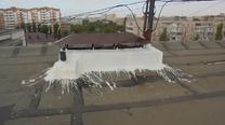Бесшовная гидроизоляция многоквартирного дома