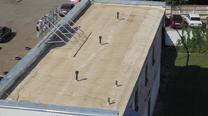 Бесшовная гидроизоляция офисного здания