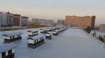 Бесшовная гидроизоляция общежития